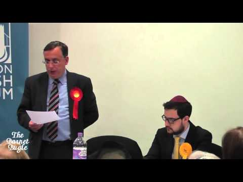 Andrew Dismore: Why vote for me? Hendon Synagogue