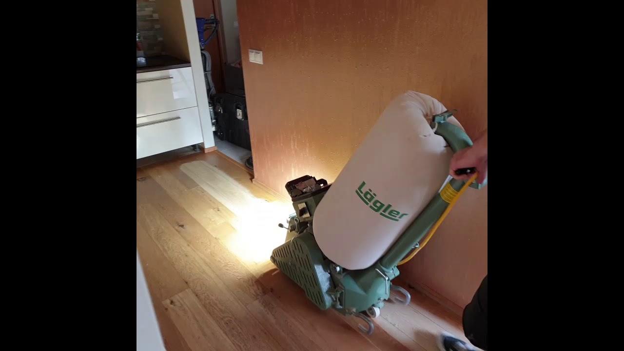 Põranda lihvimine ja õlivahatamine