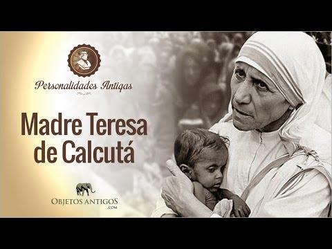 Saiba Quem Foi Madre Teresa De Calcutá - Personalidades Antigas - Canal Objetos Antigos