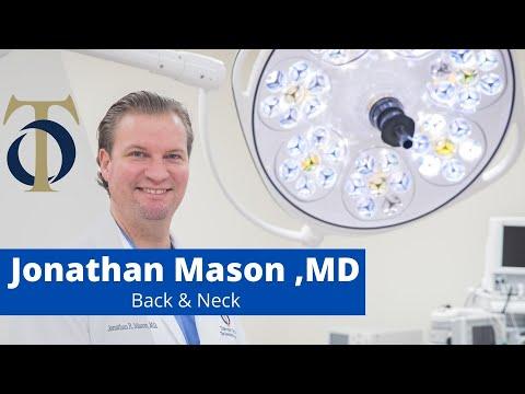 Introduction to Jonathan Mason, MD