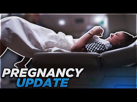 PREGNANCY UPDATE!! SHE GOT AN ULTRASOUND!!