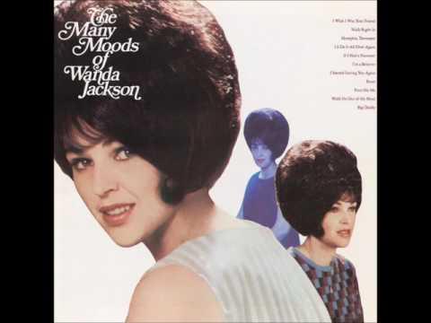 Wanda Jackson - I'm A Believer (1968).
