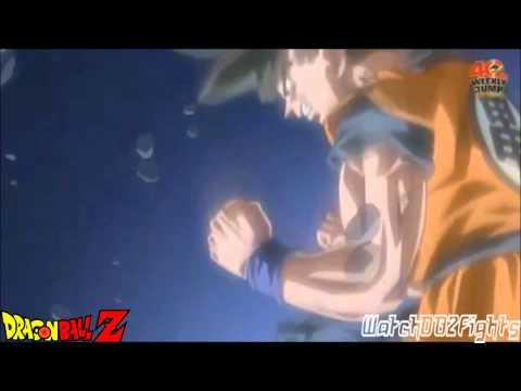 Goku Goes Super Saiyan For Tarble