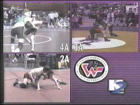 Wyoming State Wrestling 2000