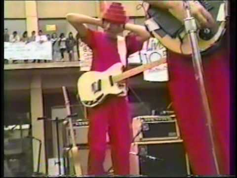 DEVO - Satisfaction - live 1988