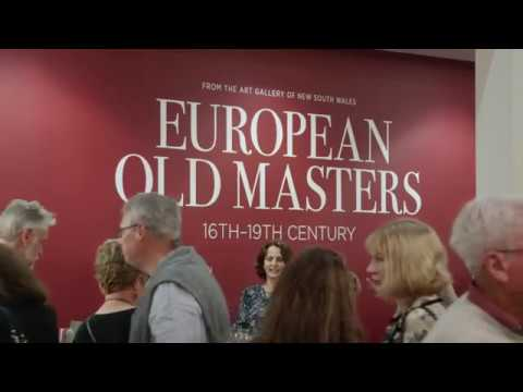 European Old Masters: 16th – 19th Century