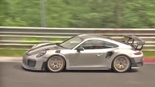 Nordschleife ᴴᴰ 27 05 2018 CRASHES and Action Nürburgring Touristenfahrten thumbnail