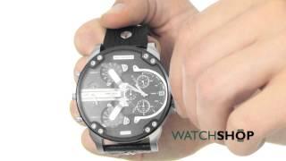 Diesel Men's Daddy 2.0 Chronograph Watch (DZ7313)