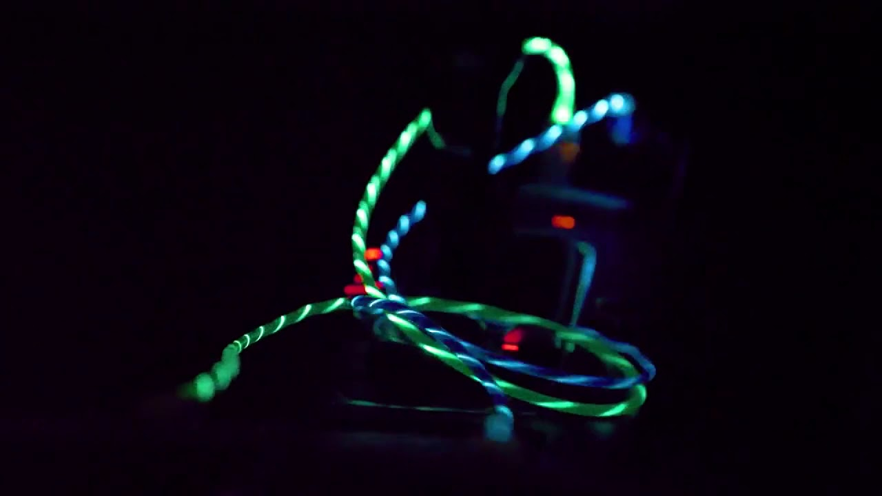 Lighting USB Charging Cable