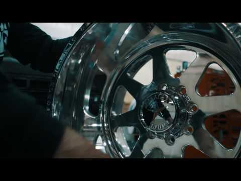 American Force Wheels Polishing Tutorial