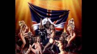 IRON MAIDEN-Man On The Edge[Live 1999 Bruce Dickinson Vocal]