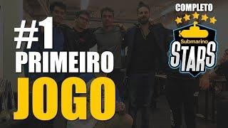 Primeiro jogo Submarino Stars Vs CapitainMonkey - ASUSROG - Campeonato na Suécia - Time YoDa