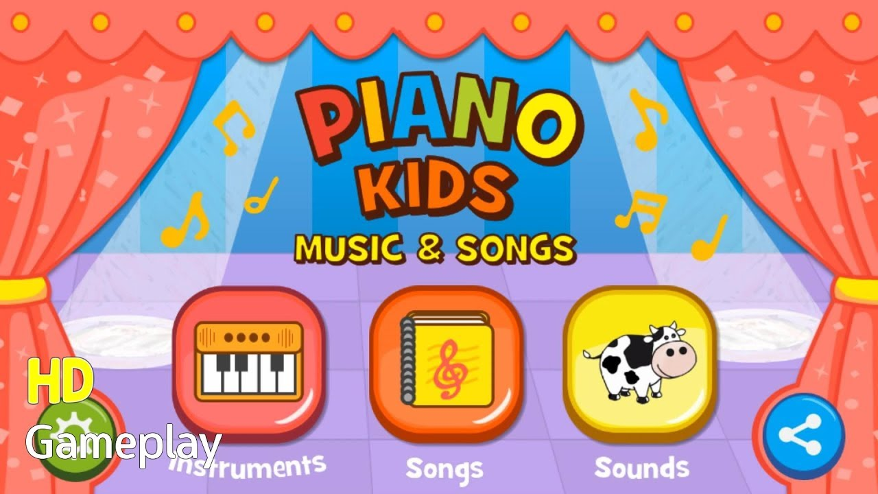 Image result for piano kids - music & songs