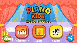 Piano Kids - Music & Songs Android App