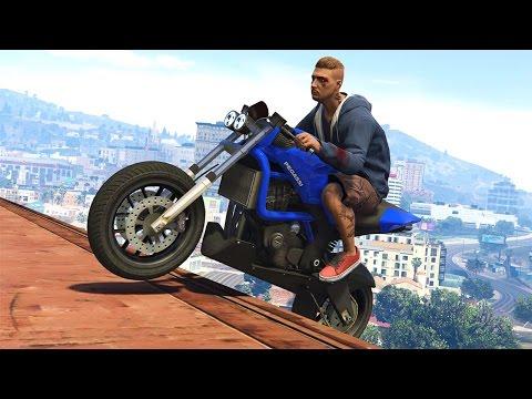 Смешные фейлы в GTA 5 ВИДЕО смотреть онлайн