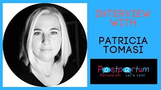 Interview with Patricia Tomasi