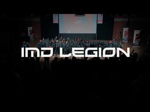 IMD LEGION HHI UK MEGA CREW (DANCE CREW)