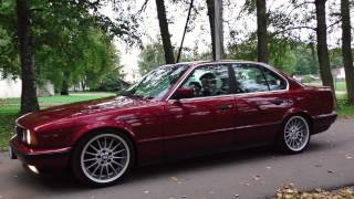 видео  Классические BMW Alpina E38
