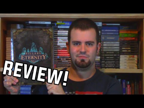 REVIEW! PILLARS OF ETERNITY COLLECTOR'S GUIDE