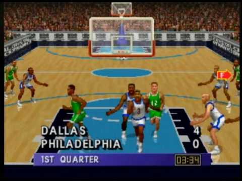 Nice and Games -- Slam 'N Jam '95 [3DO]