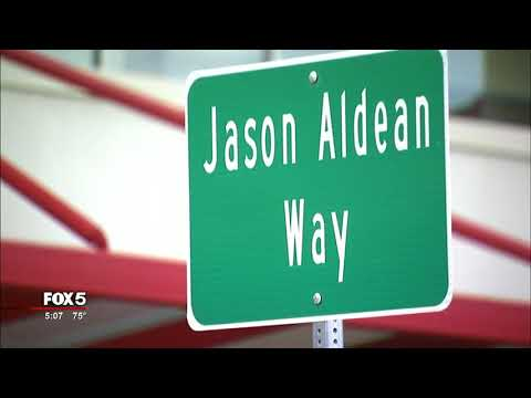 Jason Aldean's hometown prays for Las Vegas