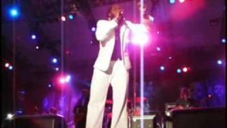 Tarrus Riley tributes Michael Jackson performs Human Nature at Reggae Sumfest 2009 Part 2