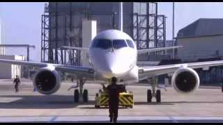 [Up] Cérémonie du Mitsubishi Regional Jet Roll Out - 18/10/2014