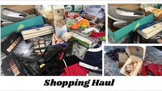 Shopping Haul| Last Minute Shopping Before Traveling