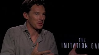 How Benedict Cumberbatch Explored Alan Turing in 'The Imitation Game'
