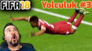UÇAN ADAM ALEX HUNTER GOL SHOW! | FIFA 18 YOLCULUK #3