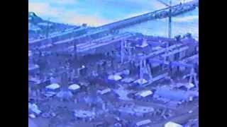 A Confederation Bridge Construction  Bob White 1