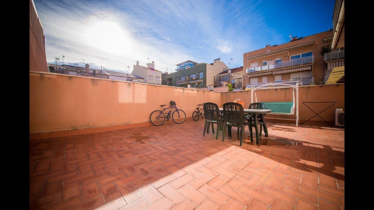 Piso en venta con terraza en covadonga en sabadell youtube for Don piso sabadell