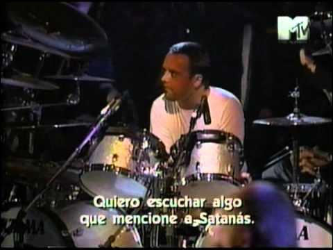Metallica Live 1998 MTV Unplugged/Plugged San Francisco CA ...