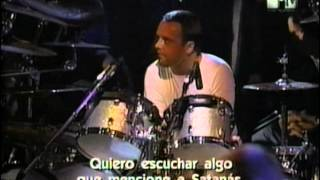 Metallica Live 1998 MTV Unplugged/Plugged San Francisco CA