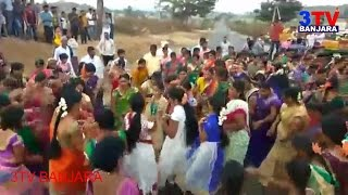Banjara Thanda Womens and Girls Super Group Dance   3TV BANJARA