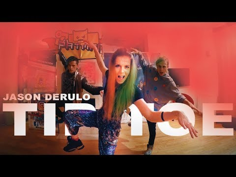 Jason Derulo - Tip Toe feat French Montana Dance  Patman Crew Choreography