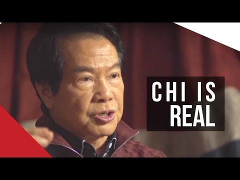 CHI IS BIO MAGNETIC ELECTRICAL ENERGY | Master Chia on Londo