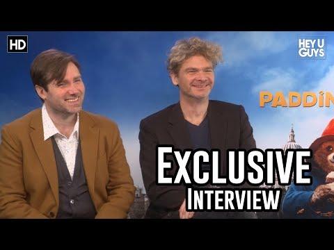 Director Paul King & Writer Simon Farnaby Exclusive Interview | Paddington 2 Mp3