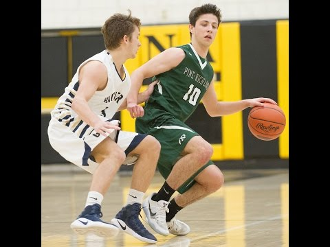Pine-Richland tops Butler again to advance in Class 6A basketball - All of Vines