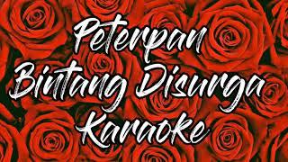Peterpan - Bintang Di Surga Karaoke