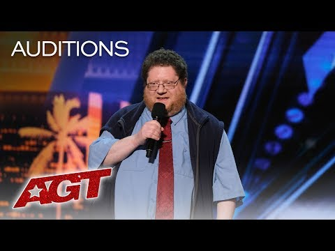 Sean Strife - Madison Comedian Kevin Schwartz on America's Got Talent!
