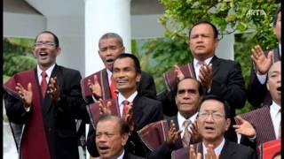 Koor Somba Debata Medan Judul Mars Somba Debata
