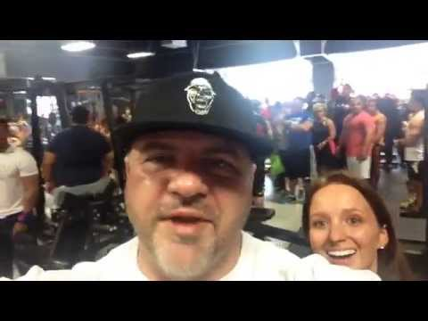 FITCONTEXAS2015 | Day 1 - VIP Workout | BigJsExtremeFitness