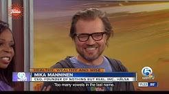 Hälsa Oatgurt, Oatmilk Yogurt, CEO, Co-founder Mika Manninen interview