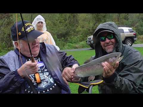 2018 PHWFF OH Castalia Fish Hatchery
