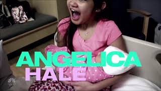 Angelica Hale with hers sister!