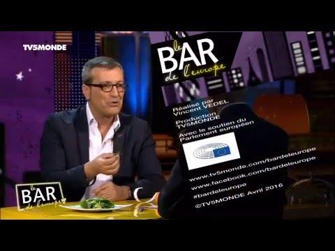 BAR DE L'EUROPE: EDOUARD MARTIN