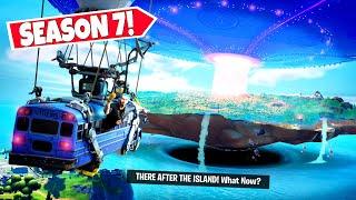 *NEW* Fortnite SEASON 7's FINAL *UPDATE* Is CRAZY!