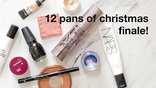 12 Pans of Christmas Project Pan Finale    morerebe
