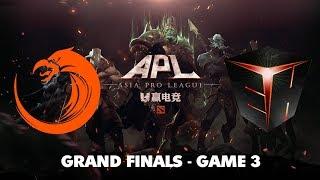 TNC Predator vs EHOME Game 3 - Asia Pro League: GRAND FINALS w/ MLPDota & johnxfire